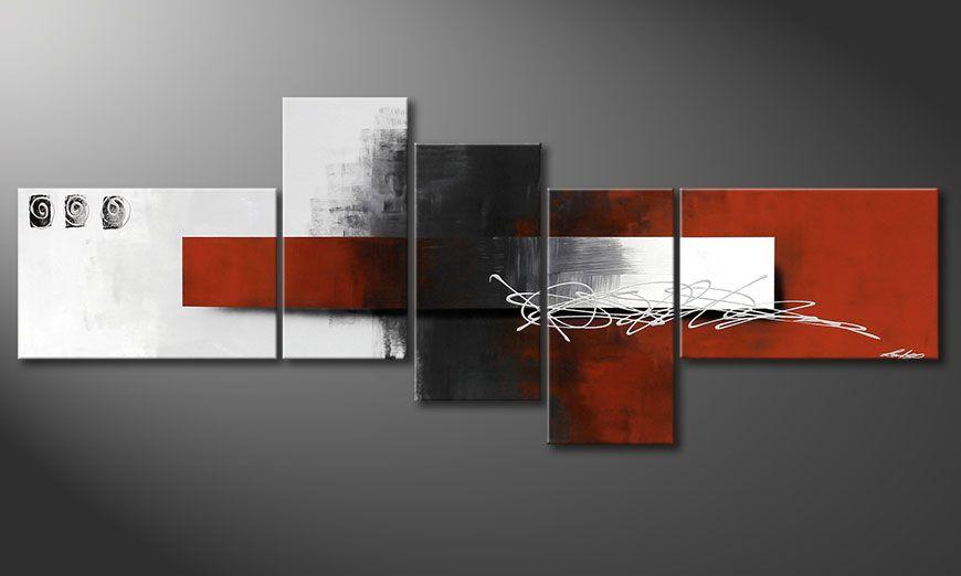 Le tableau mural Follow your Dream 210x80x2cm