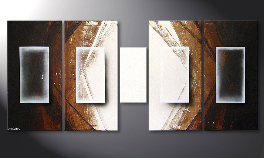 Le tableau mural Illumination 180x80x2cm