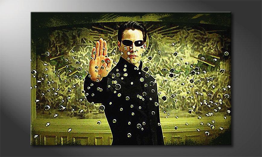 Le tableau imprimé Instant Matrix