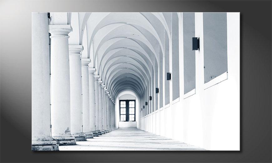 Le tableau moderne Columns Gallery