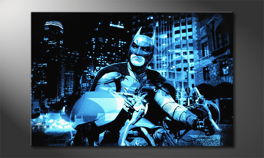 Le tableau mural Batman - Instant Dark Knight