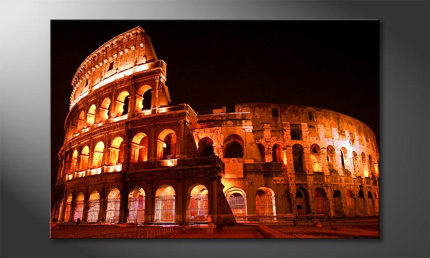 Le tableau mural Colosseum