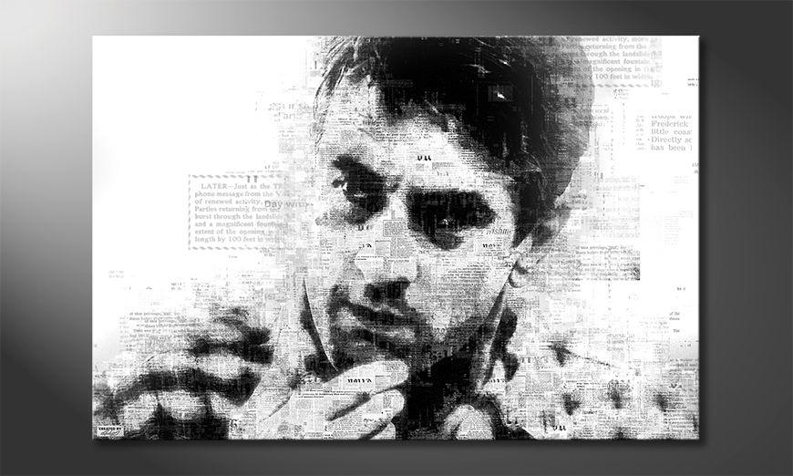 Le tableau mural De Niro