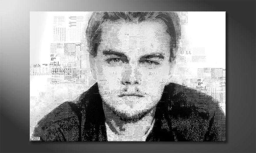 Le tableau mural Leonardo