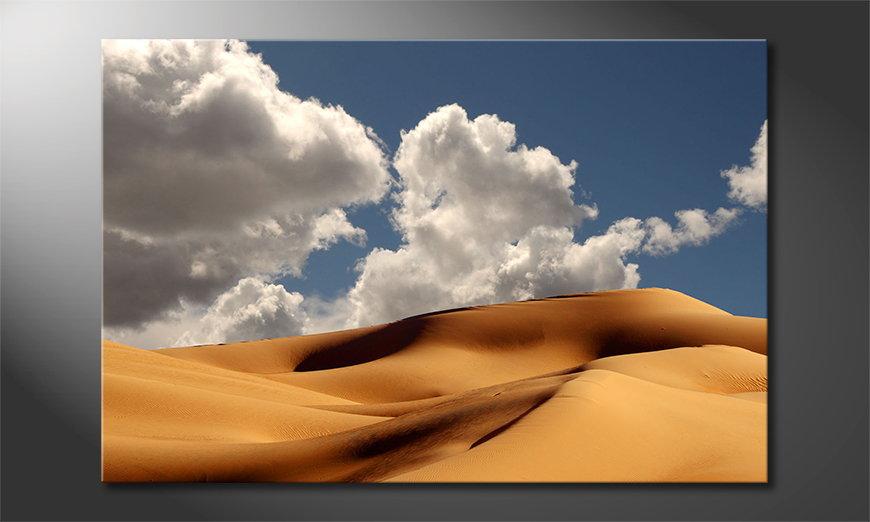 Le tableau mural Sand Dunes