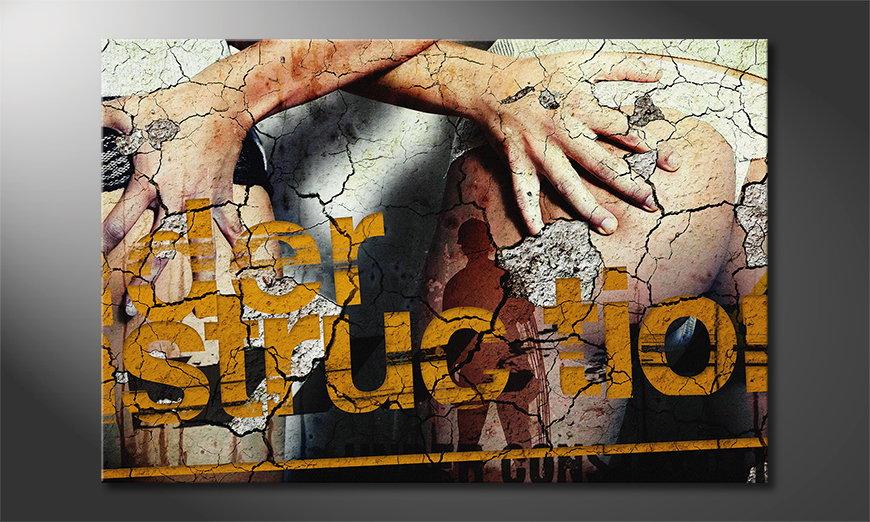 Le tableau mural UnderConstruction