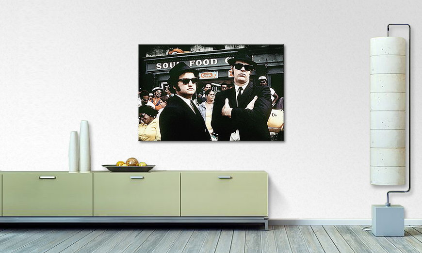 Limpression Instant The Blues Brothers