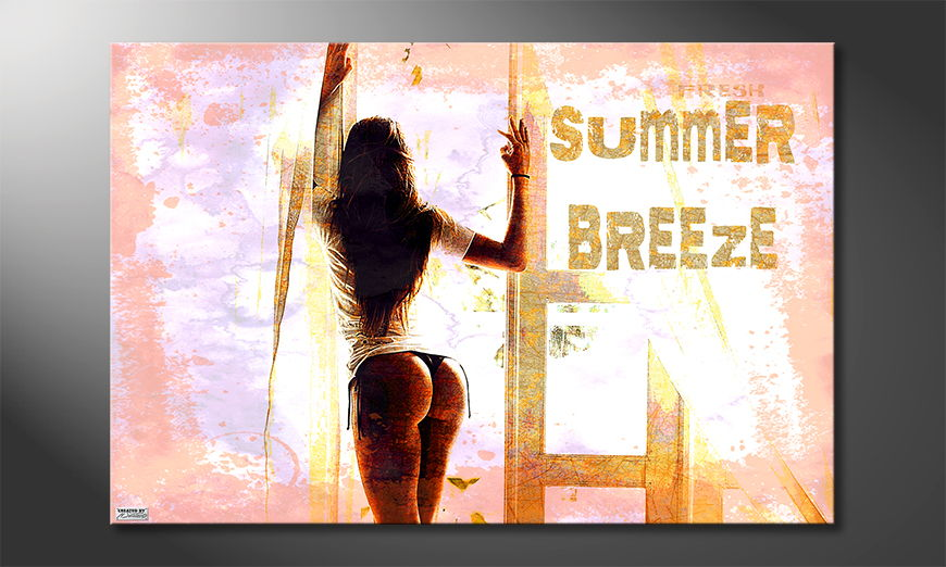 Tableau Summer Breeze