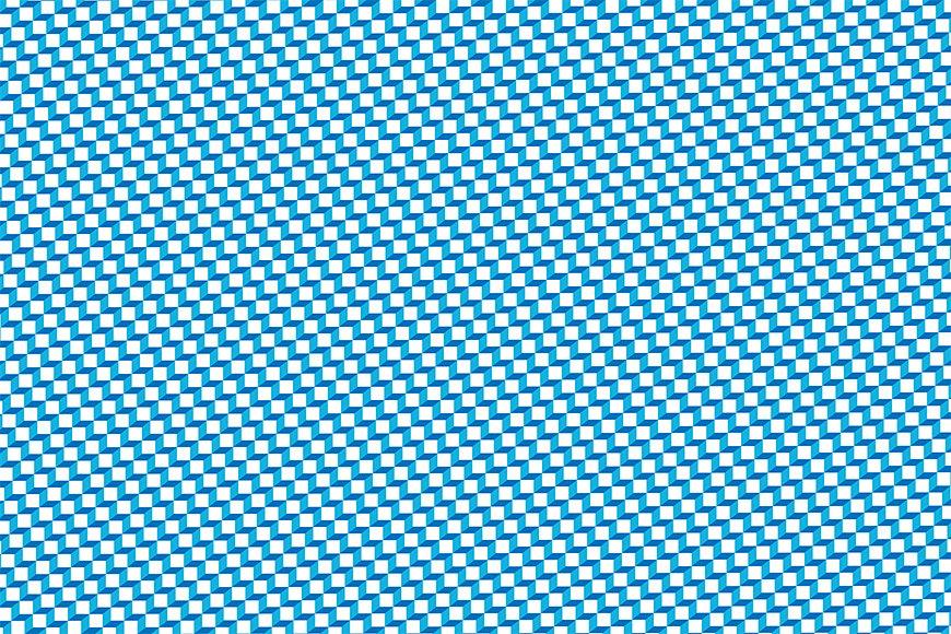 Intissé déco Bleue Blanc 120x80cm et plus
