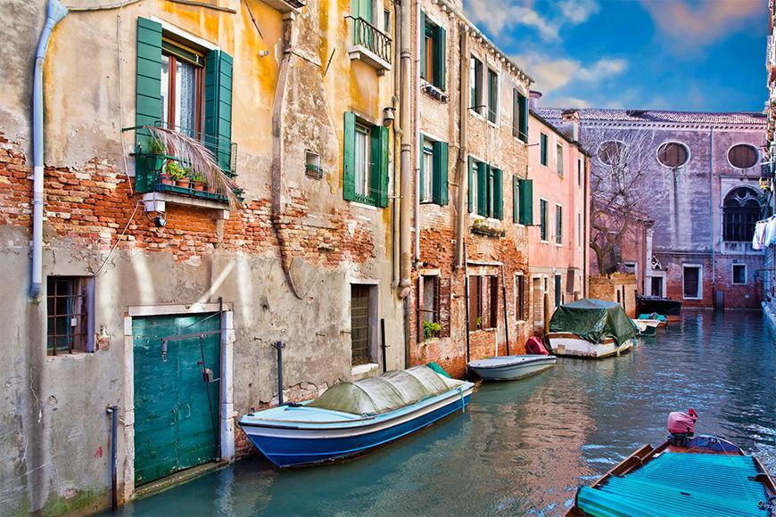 Papier peint Belle Venise  120x80cm et plus